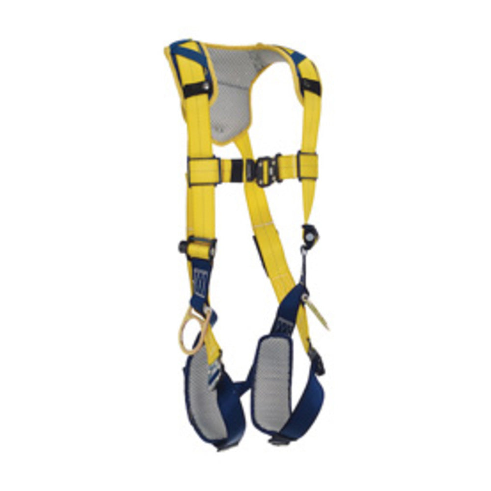 3M DBI-SALA X-Large Delta Vest Style Positioning Harness With Back And Side D-Rings, Quick Connect Buckle Leg And Chest Straps And Comfort Padding