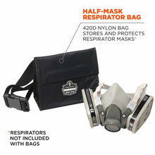 Load image into Gallery viewer, Arsenal® 5180 Respirator Waist Pack-Half Mask