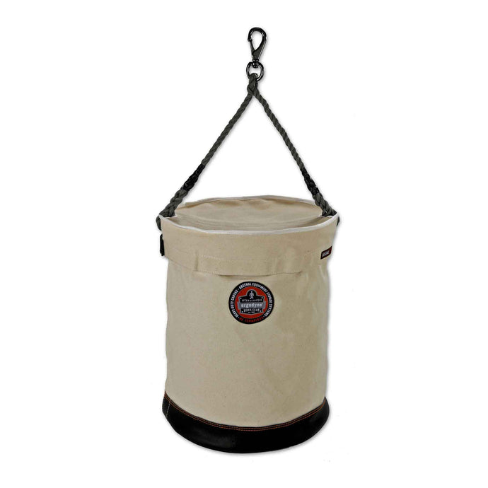 Arsenal 5745T XL Leather Bottom Bucket-Swivel with Top