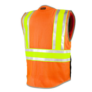 ML KISHIGO Ultimate Reflective Vest