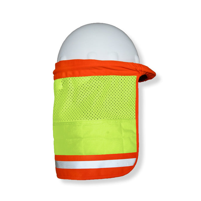 ML Kishigo Brisk Cooling Hard Hat Sun Shield