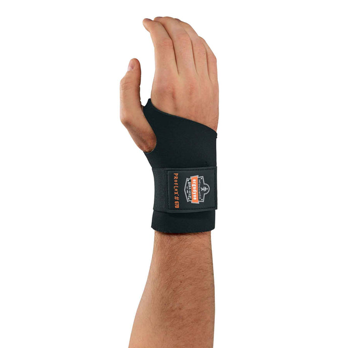 Ergodyne-ProFlex 670 Ambidextrous Single Strap Wrist Support