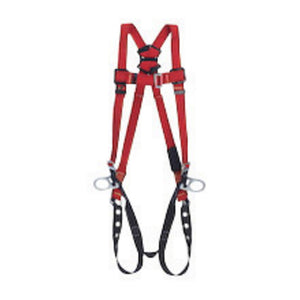 3M DBI-SALA X-Large PROTECTA PRO Vest Style Multi-Purpose Work Positioning Harness With Back And Side (3) D-Rings And Tongue Buckle Leg Strap