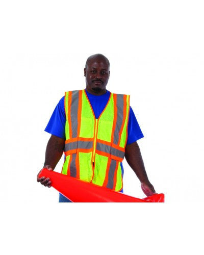 Liberty - Class 2 - Safety Vest (Expandable Side Panels)