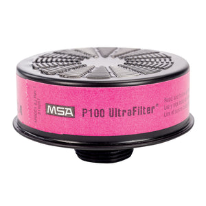 MSA P100 Particulate Filter Respirator Cartridge