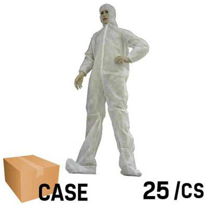Epic- Environstar Polypro Coverall with Hood & Boot - Case