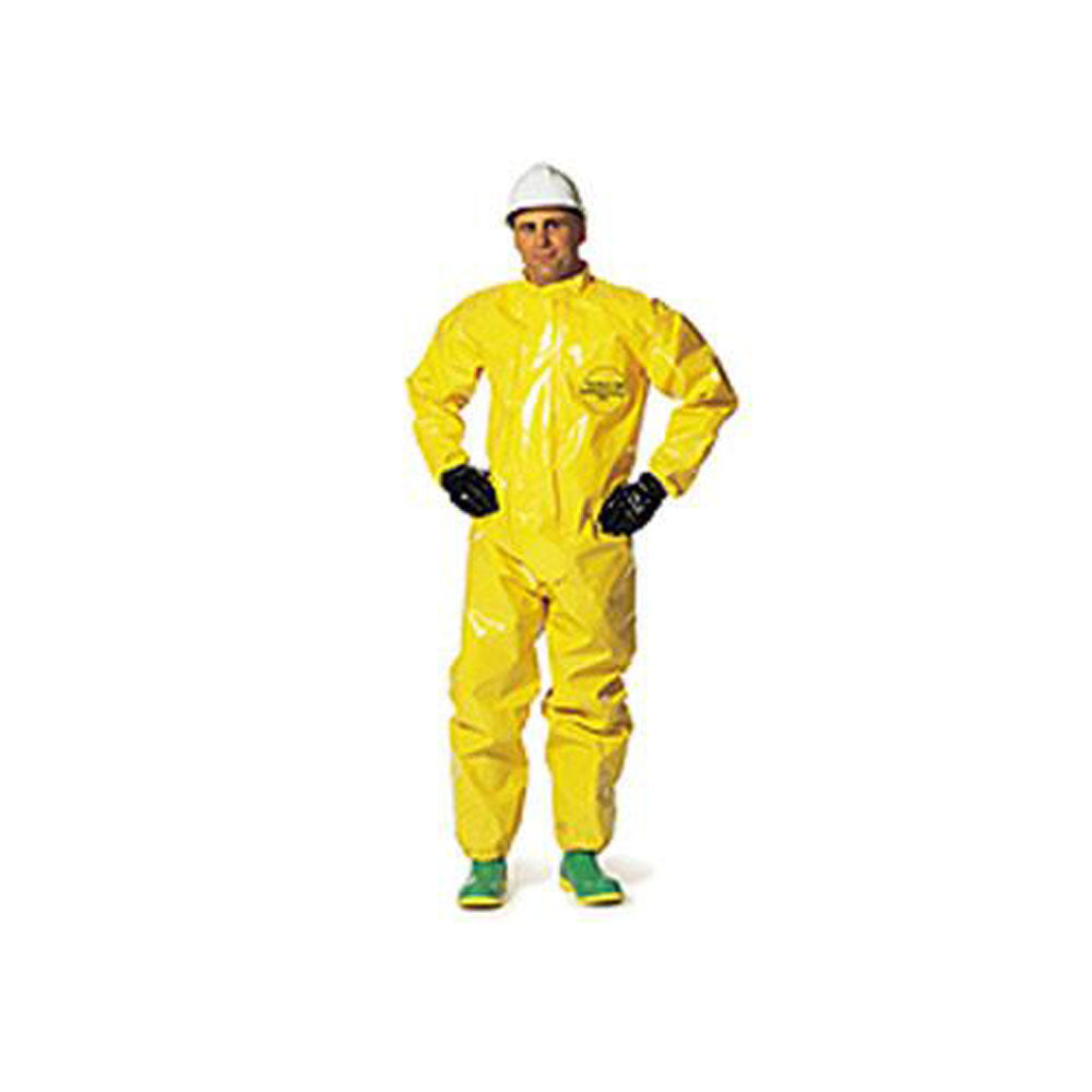 Dupont - Tychem QC Coveralls with Elastic
