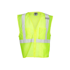 ML Kishigo - Ultra-Cool Economy Mesh Vest with Pockets, Class 2