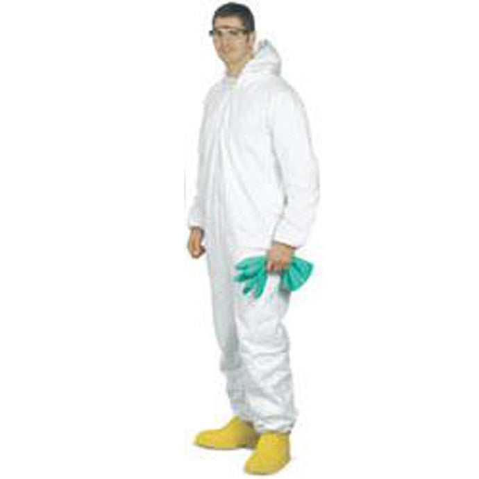 Dupont - Tyvek Disposable Elastic Coveralls with Hood