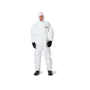 Dupont - Tychem SL Elastic Coverall with Hood