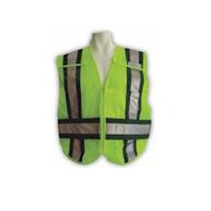 3A Safety - 5-Point Breakaway Mesh Safety Vest