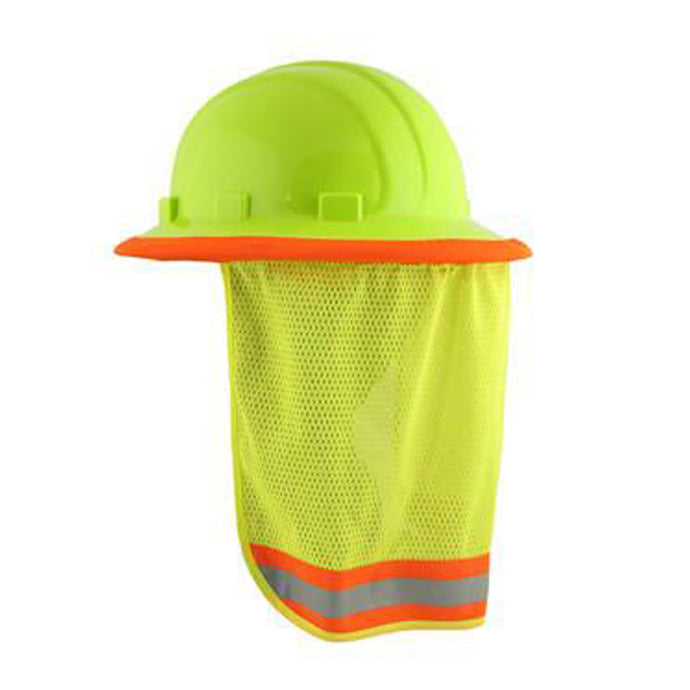 S268 High Visibility Mesh Neck Shield