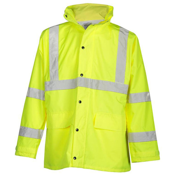 ML Kishigo Economy Series Class 3 Hi Vis Rainwear Set