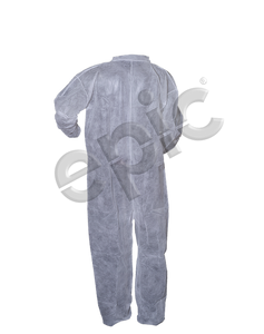 EPIC- Environstar Coverall with Collar, Elastic Wrist & Ankle - Case