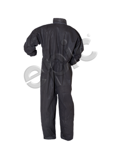 EPIC- Environstar Gray Coverall with Elastic Wrist & Back - Case (25 Suits)