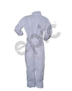 EPIC- Latex Free/Low Lint Coverall -Case