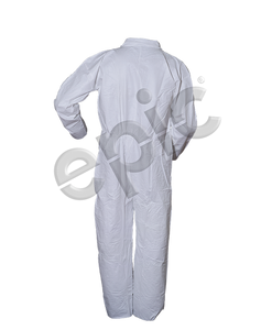 EPIC- High Performance Latex free/lint free film coated Coveralls- Case