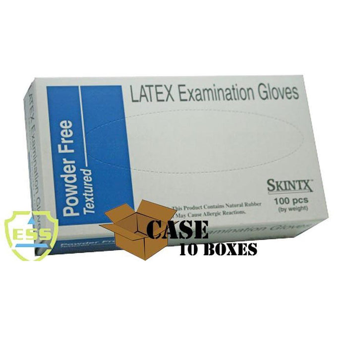 Skintx - Latex Powder-Free Exam Gloves - Case