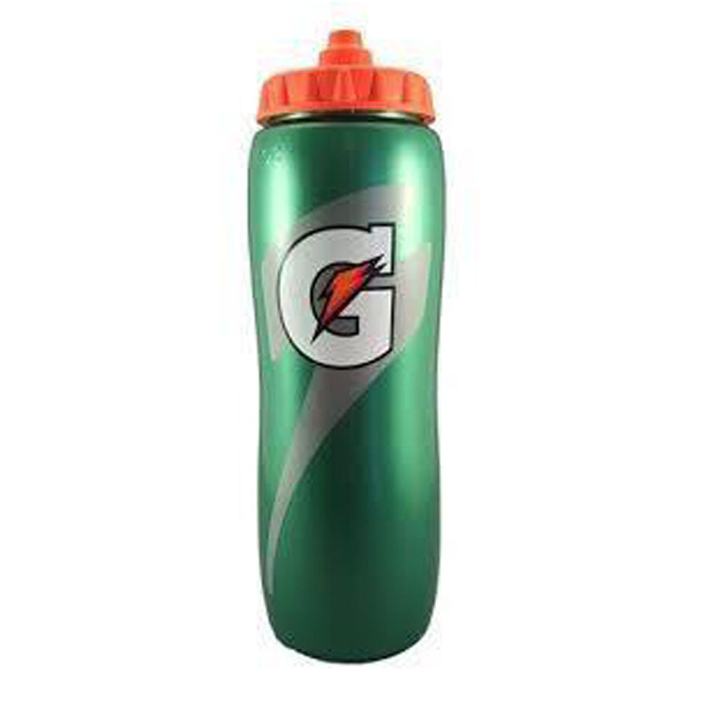 Gatorade 32 Ounce Plastic Sports Squeeze Bottle
