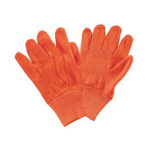 Orange Jersey Gloves
