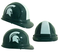 Michigan State Spartans - NCAA Team Logo Hard Hat Helmet