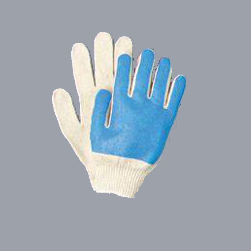 PVC Palm Coated Gloves