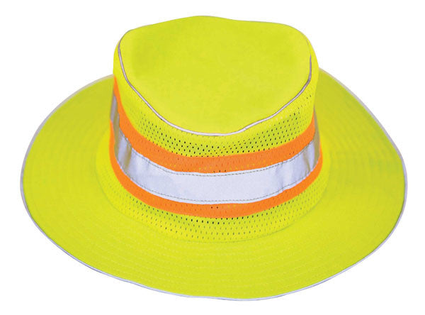 Reflective Full Brimmed Hat