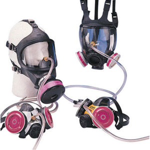 MSA Medium Comfo Classic Series Half Mask Air Purifying Respirator