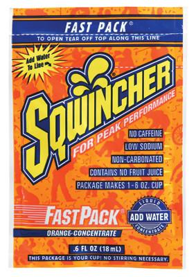 Sqwincher 9.53 Ounce Fruit Punch Flavor Powder Pack Powder Concentrate Package Electrolyte Drink (20 Electrolyte Drink Powder - Pack)