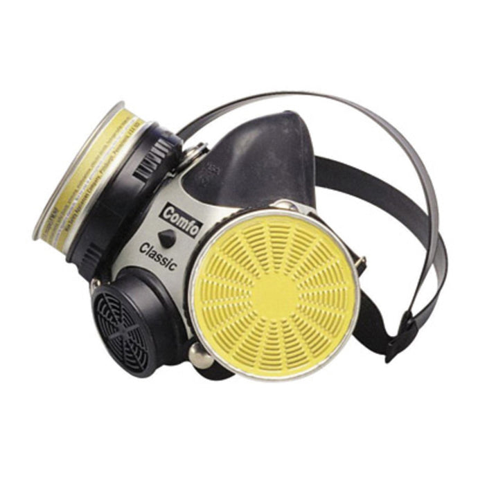 MSA Small Comfo Classic Ultravue Series Full Face Air Purifying Respirator