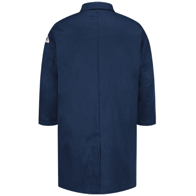 Bulwark - Concealed Snap Front Lab Coat - EXCEL FR ComforTouch