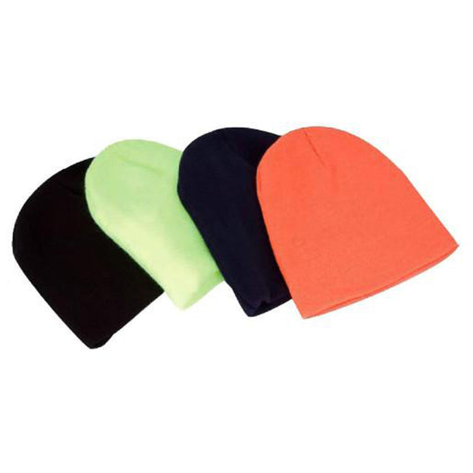 3A Safety High Visibility Knit Caps