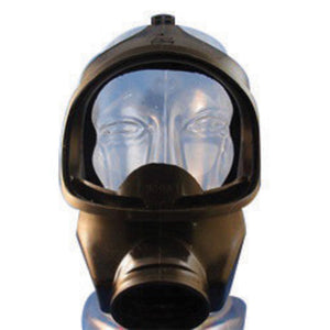 MSA Medium Ultravue Series Full Face Air Purifying Respirator