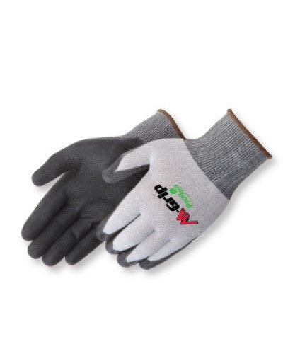 M-GRIP BLACK HIGH DENSITY POLYURETHANE PALM COATED Gloves - Dozen