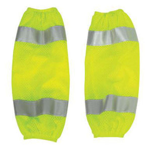 ML Kishigo -High-vis Gaiters Color Lime - Pair