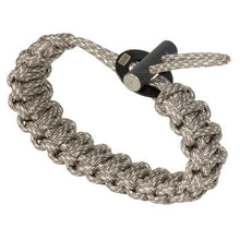 Load image into Gallery viewer, Chums - Smokey Fire Starter Paracord Bracelet