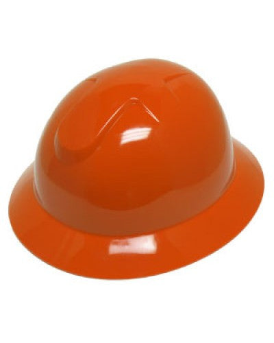 Durashell - Full Brim Hard Hat - Orange