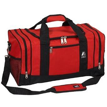 Everest Crossover Duffel Bag - Red