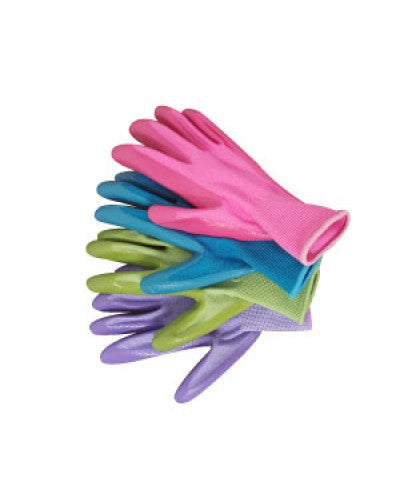 Q-Grip Ultra-Thin Nitrile Palm Coated - Ladie's - Dozen