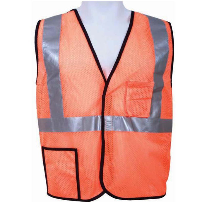 3A Safety - Five-point Breakaway ANSI Class II Safety Vest