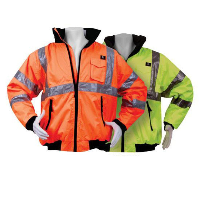 3A Safety 3 Season Waterproof Thermal Jacket