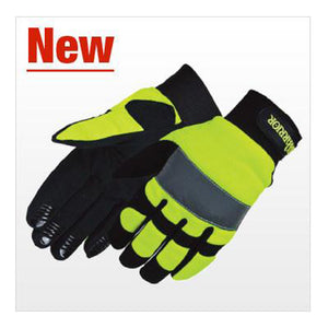 3A Safety - Warrior Mechanic Hi-Viz Glove