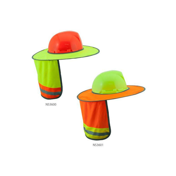 3A SAFETY HARD HAT SUN SHIELD