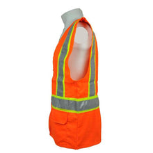 Load image into Gallery viewer, 3A Safety - ANSI Certified Multi-pocket Safety Vest