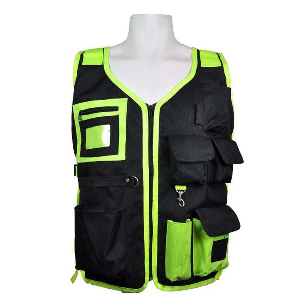 3A Safety - Utility Surveyor Safety Vest - New Redesign!