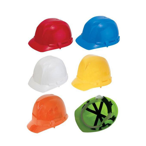 08bacaed824 3A Safety 6-point Ratchet Nylon Suspension Brim Hard Hat Bump Cap