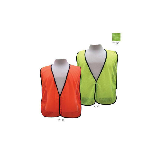 3A Safety All-Purpose Mesh Vest No Stripe