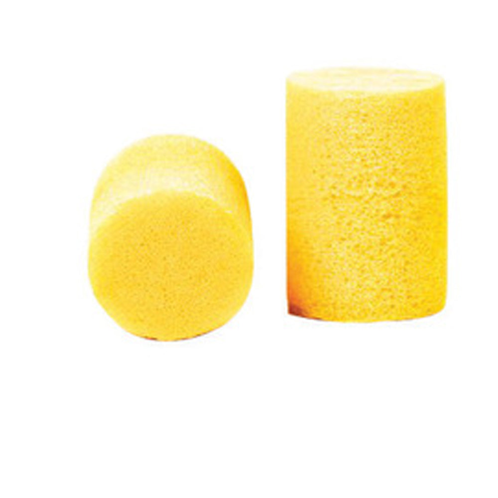 3M E-A-R Cylinder Foam PVC Uncorded Earplugs (200 Pairs Uncorded Earplugs - Pack)