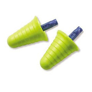3M E-A-R Push-to-Fit Foam Polyurethane Uncorded Earplugs (200 Pairs Uncorded Earplugs - Pack)