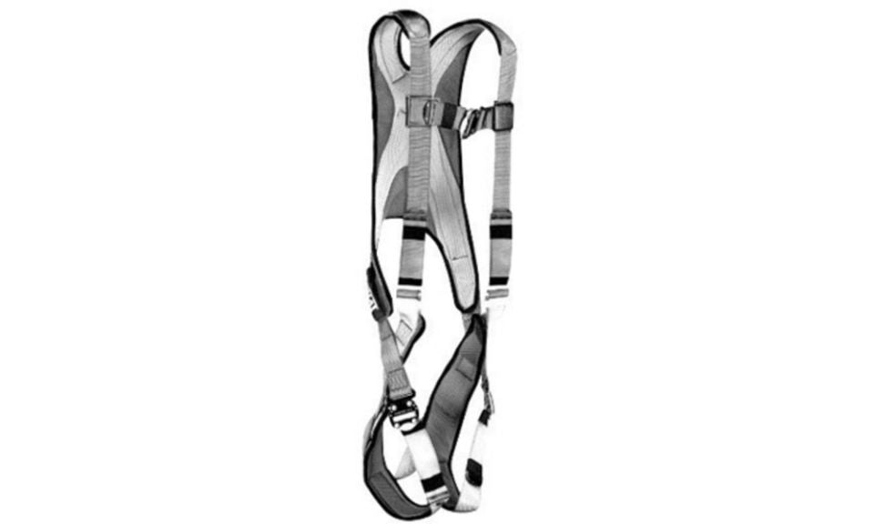 3M DBI-SALA Medium ExoFit Full Body Style Harness With (3) Vertical D-Ring With 18